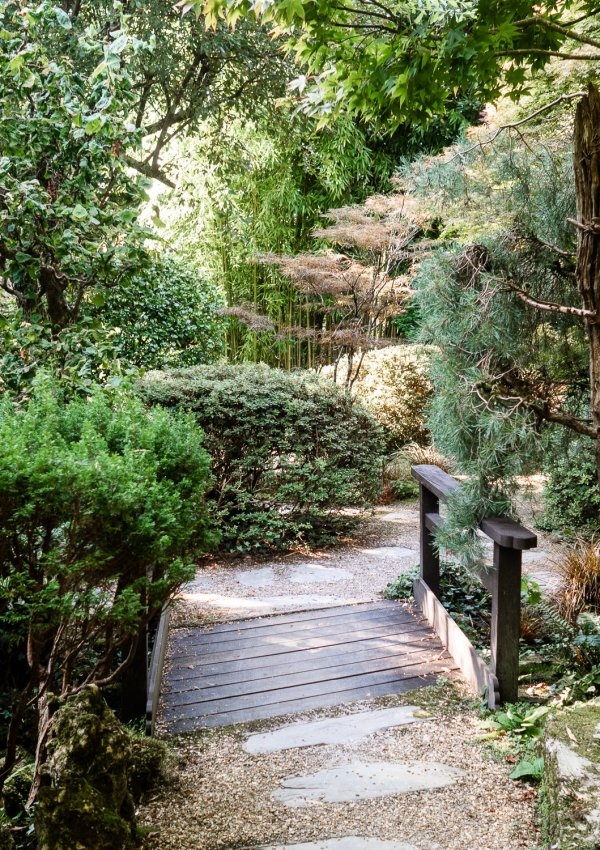 Visiting The Japanese Garden in St. Mawgan