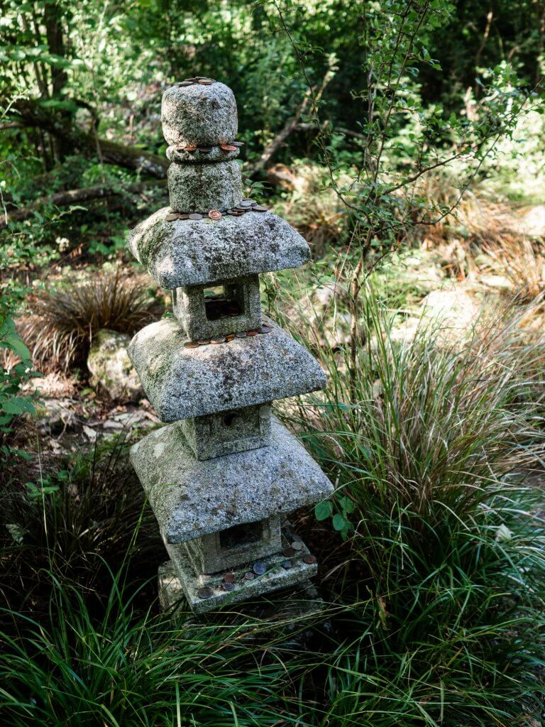 The Japanese Garden St. Mawgan