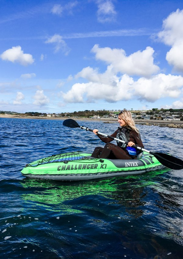 Intex Challenger K1 Inflatable Kayak Review (6 years on!)