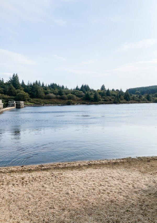 Fernworthy Reservoir in Dartmoor
