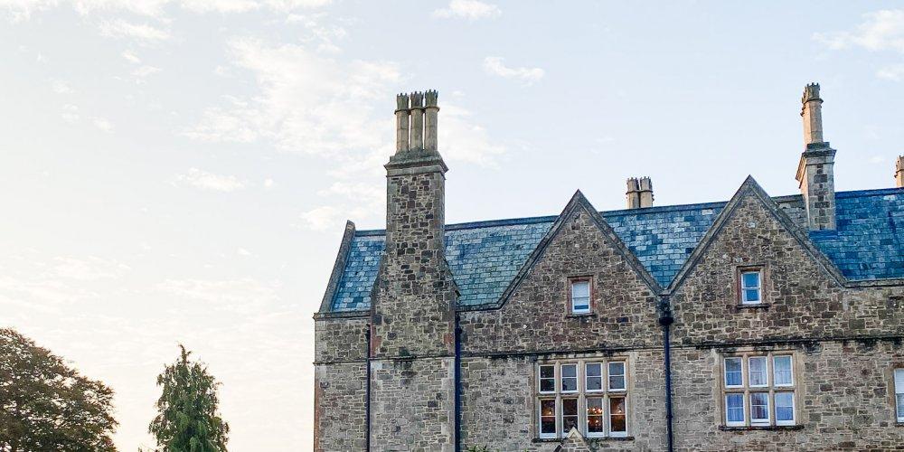 Paschoe House in Devon