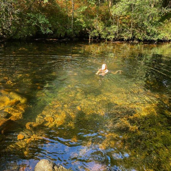 Bel Pool in Dartmoor