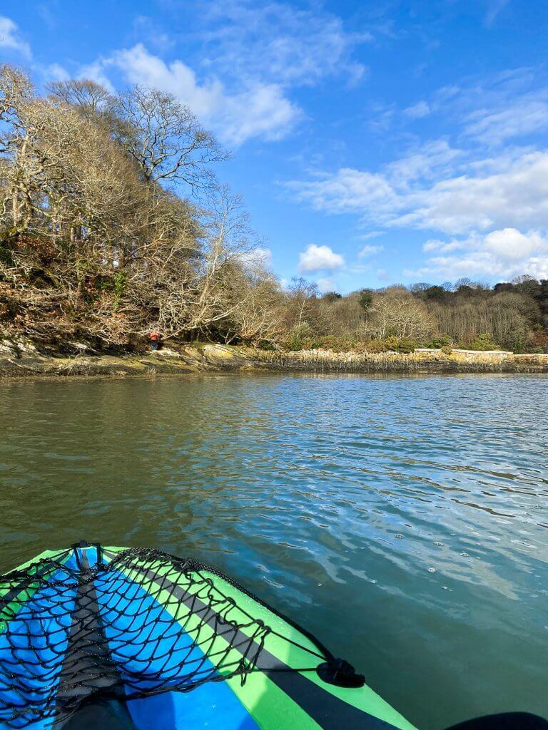 Kayaking Truro river