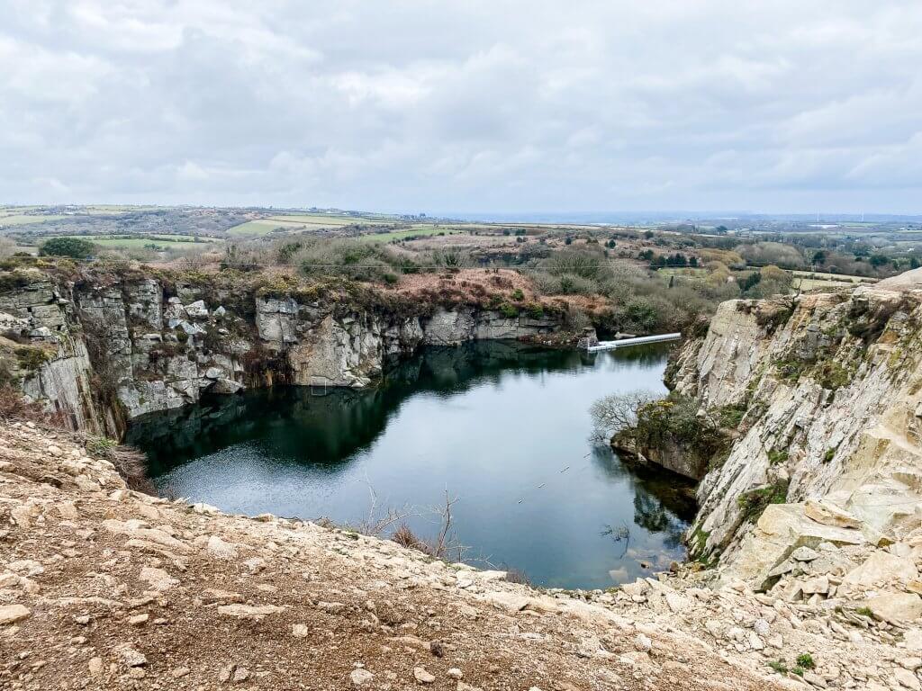 Quarry nr penryn