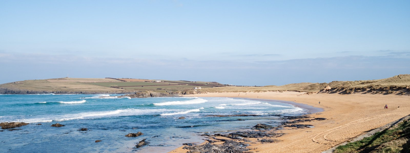 Treyarnon Bay to Trevose Head (via Constantine Bay & Boobys Bay – Coast Walk)