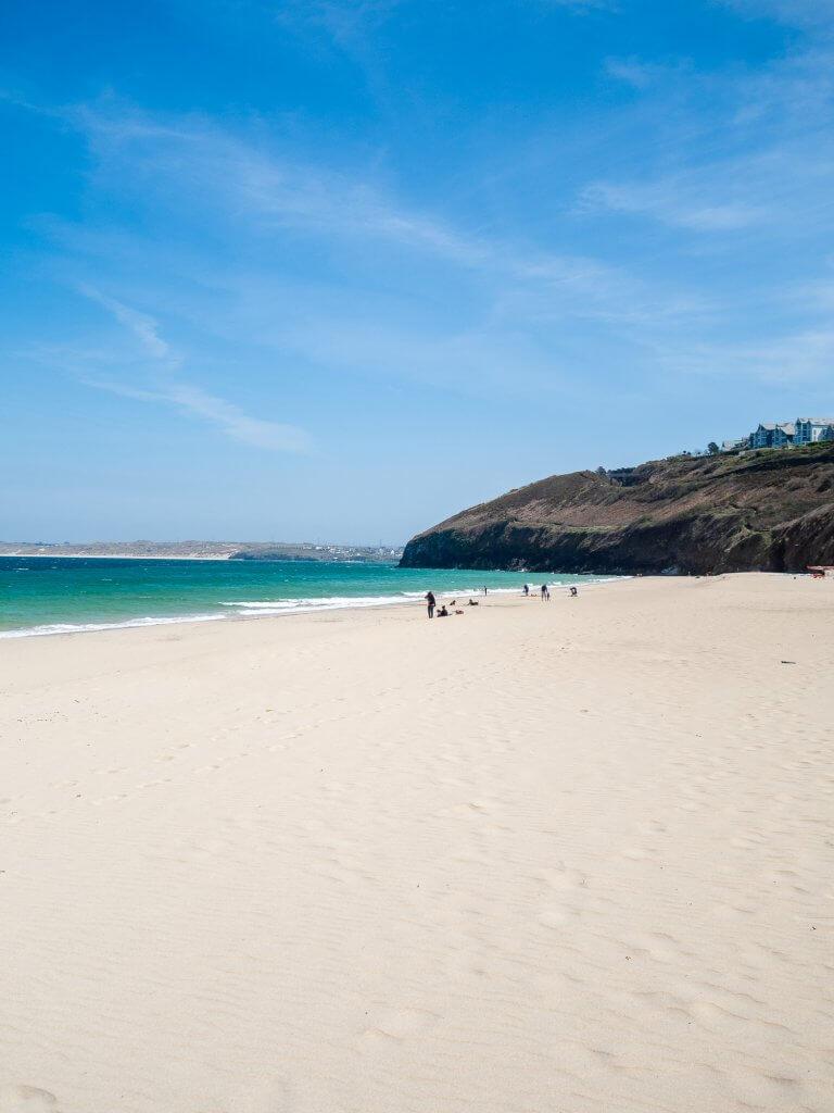 The Beach Club in Carbis Bay