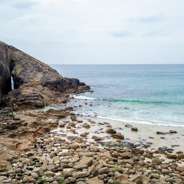 Nanjizal (song of the sea)