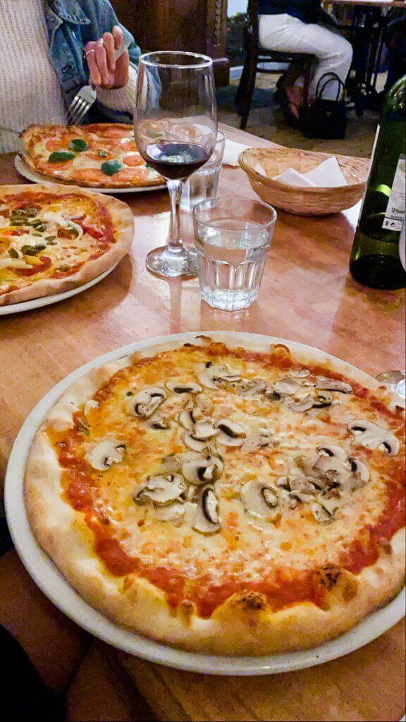 Pieros Italian in Truro