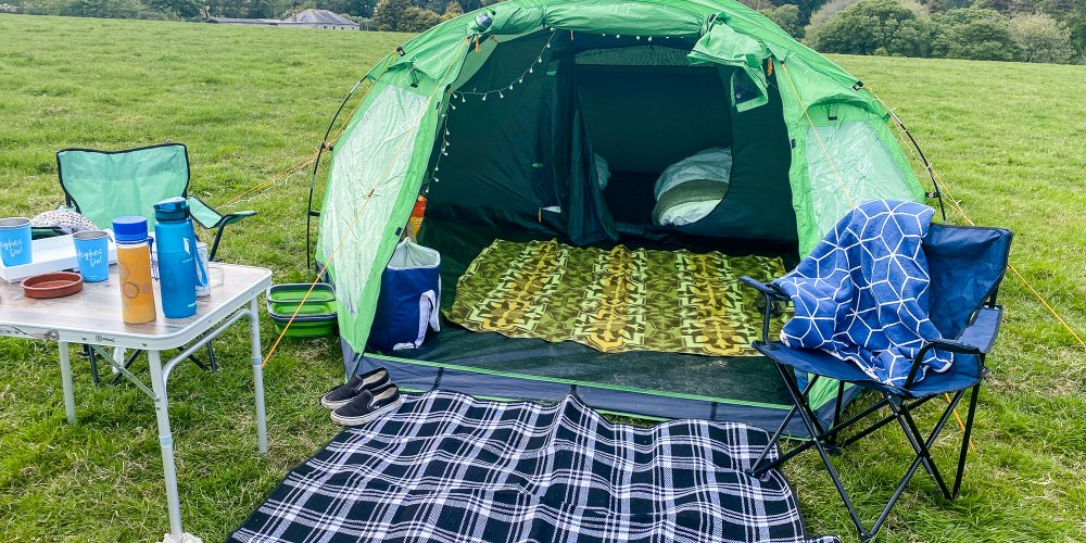 Camping in Falmouth