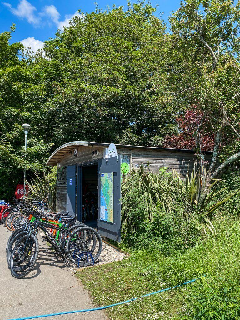 Lakeside Cycles, Helston bike hire