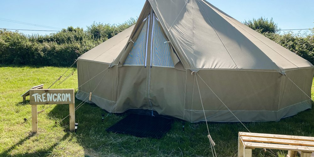 St. Ives Wild Camping Bell Tent