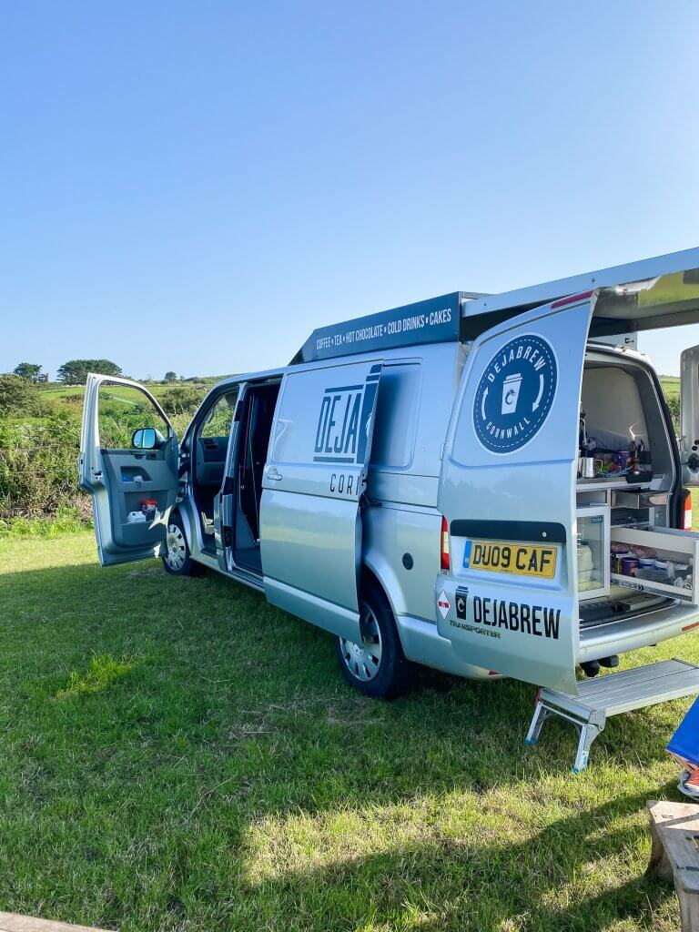 St Ives Wild Camping