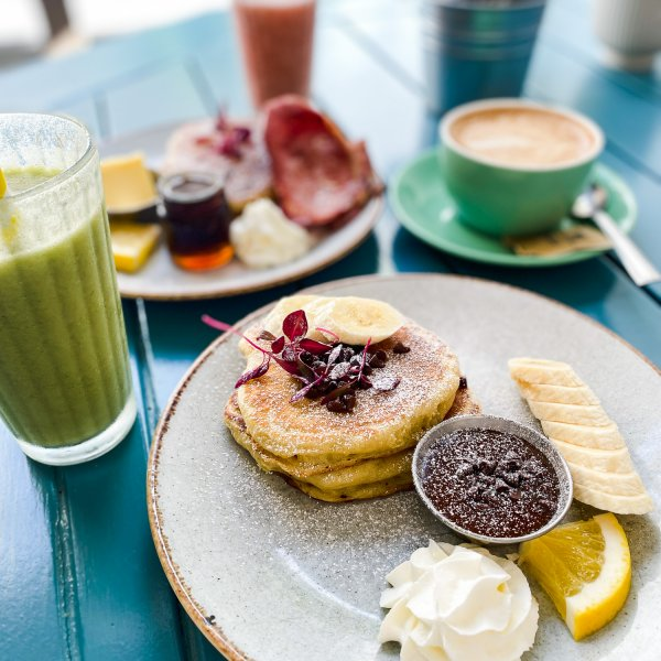 Breakfast in Truro