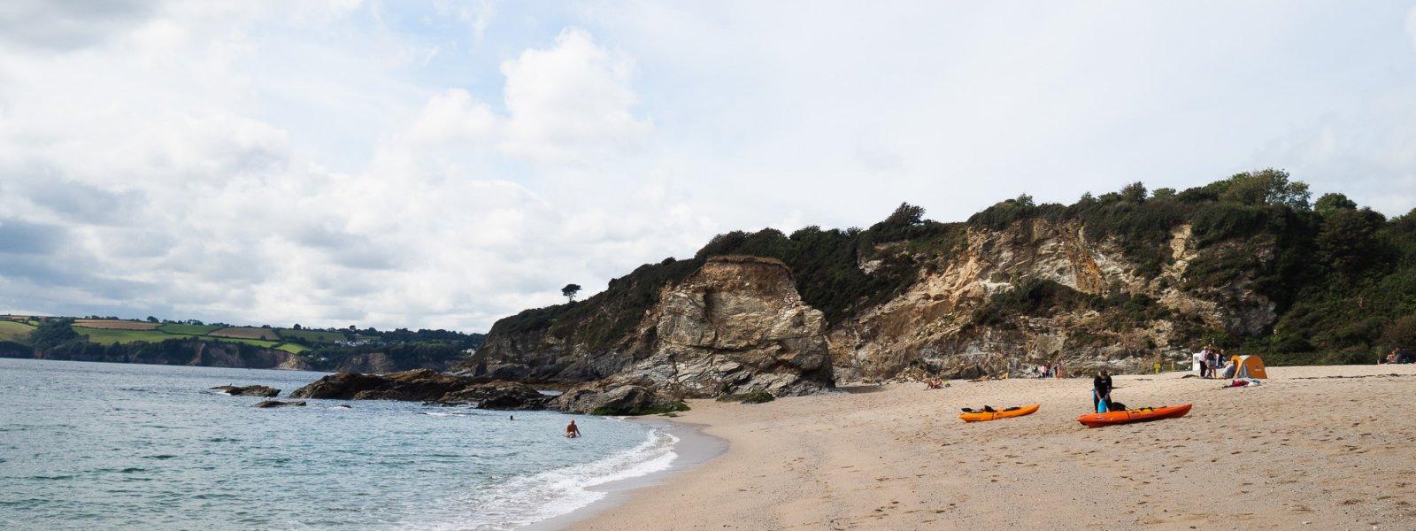 An Afternoon at Carlyon Beach (+ Cornwall Waverunner Jet Ski Safari!)