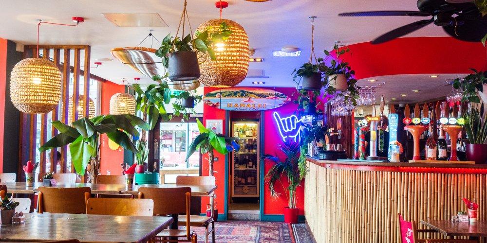 Kona Bar in Falmouth