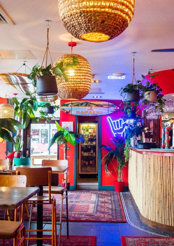 Hawaiian-Inspired Eats at Kona Falmouth