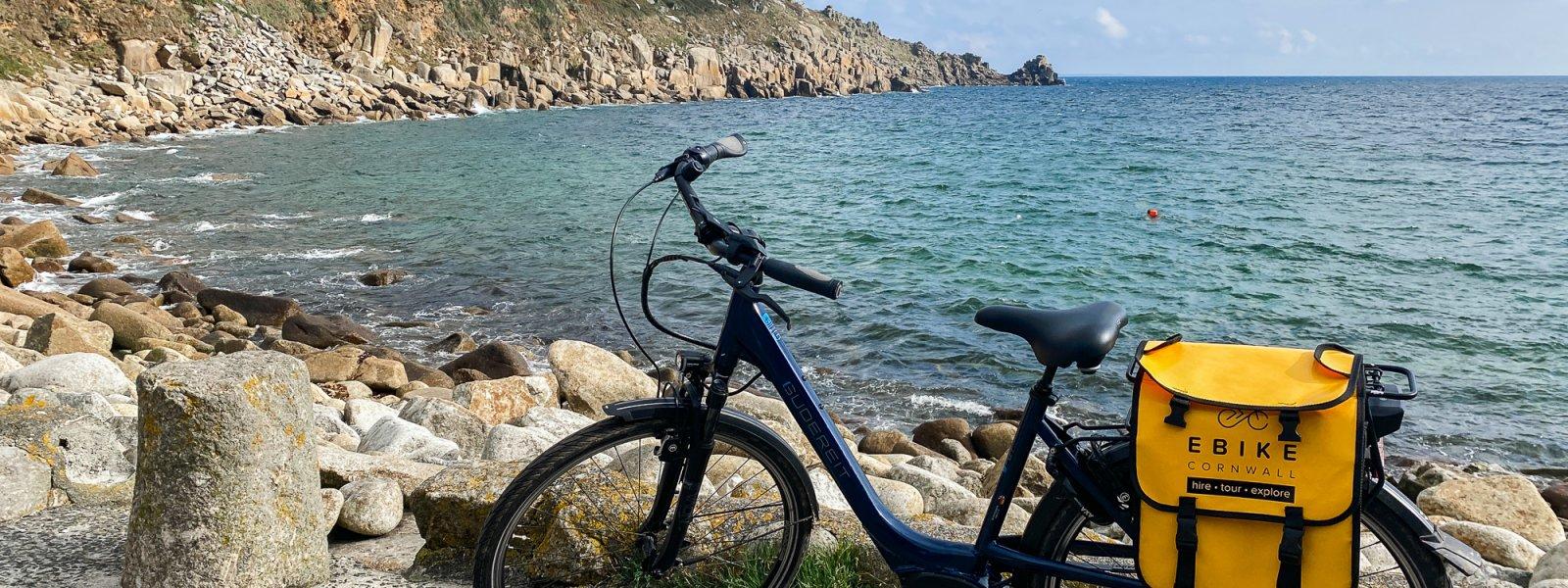 EBike Cornwall: Electric Bike Hire Around Cornwall's Coast