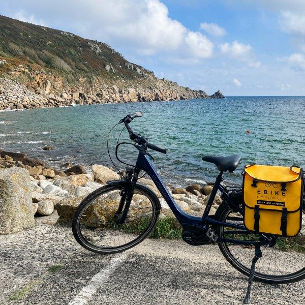 EBike Cornwall - electric bike hire